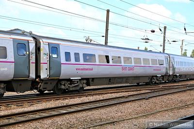 Mk4 TSO 12428 arrives into York 18/06/14