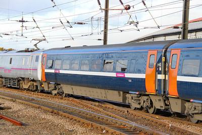 Mk4 TSOE 12203 at York 30/10/10