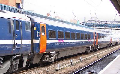 Mk4 TSOE 12219 heads north through Doncaster 27/06/11