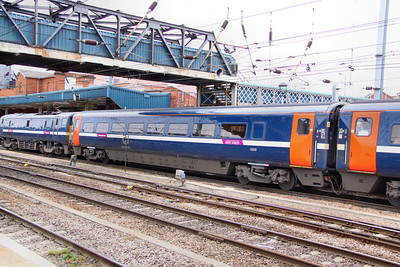 Mk4 TSOE 12200 in Doncaster 27/06/11
