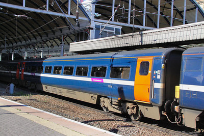 Mk4 TSOE 12218 at Newcastle 11/09/10
