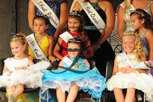 Coal Fest. Little Girl Contest 2016