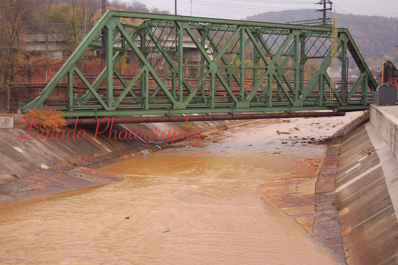 Little Conemaugh at Johnstown