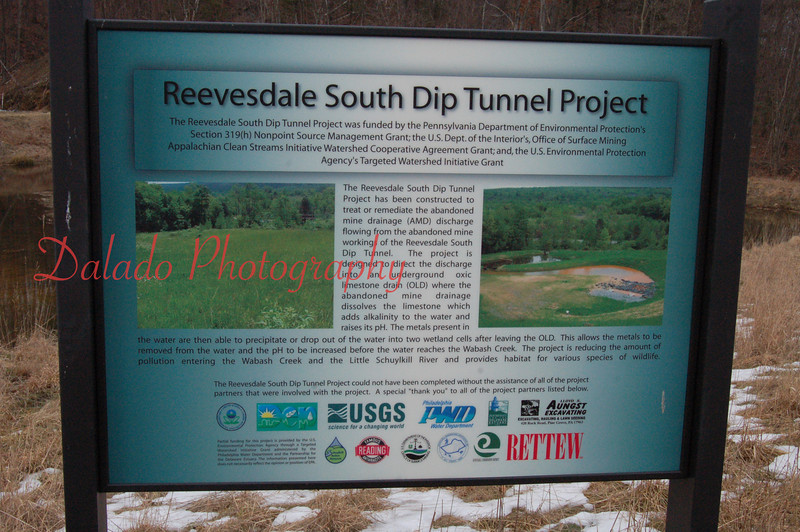Reevesdale South Dip Tunnel