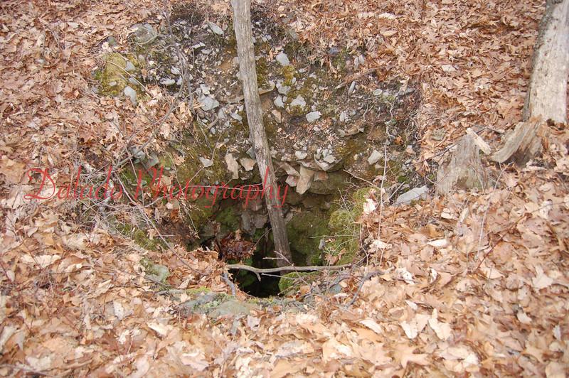 *Some holes near Upper Sagon*