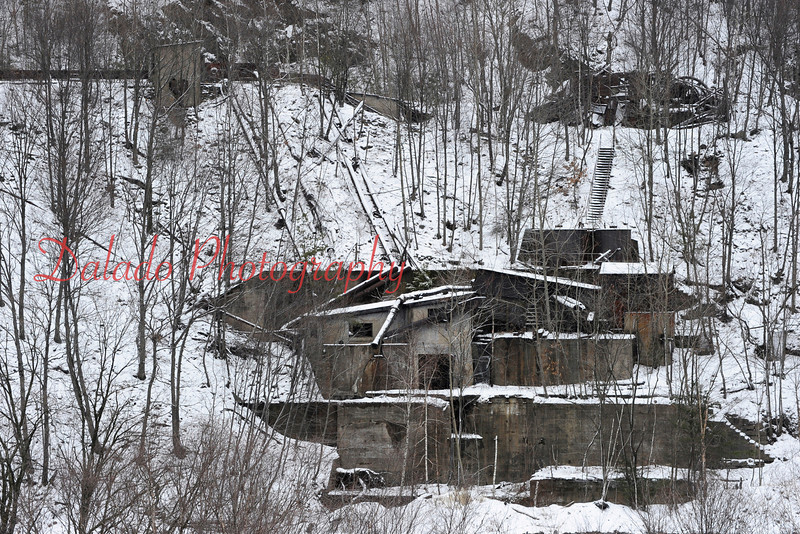 *The Glen Burn (Cameron) Colliery* This was once the longest running colliery in the U.S. The Cameron Colliery, also known as the Glen Burn Colliery after 1939, operated from the late 1800's to the mid-1970's. Its total output of coal was over 32 million tons.