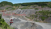 --This mine operation is digging into the mammouth vein, the largest vein in the coal region.