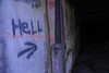 Keystone Tunnel between Locust Summit and Locust Dale.
