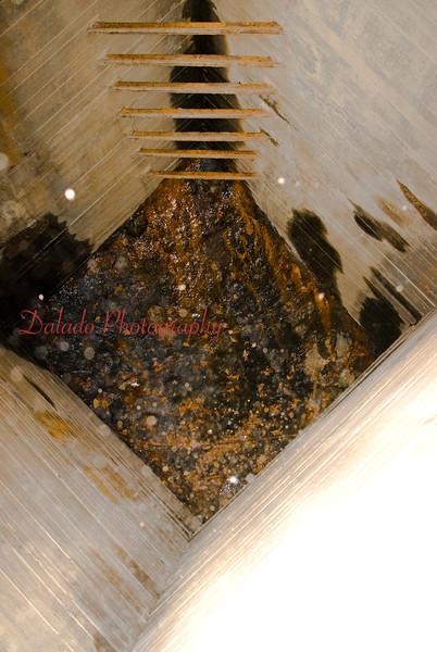 Locust Summit airshaft.