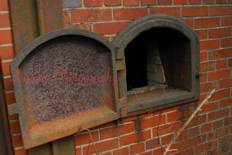 Boiler at Pine Knot.