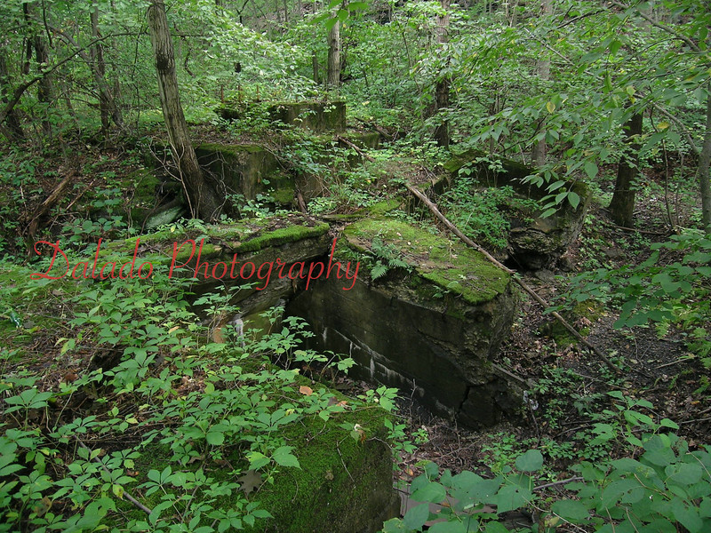 An old shaft near Trevorton.