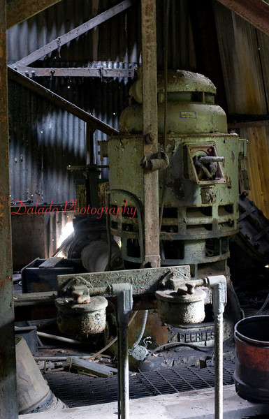 (Oct. 2013) St. Nick pump shaft.