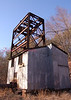 Pump house for Oak Hill Tunnel at New Castle.