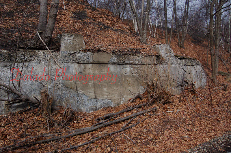 """Structure near Ashland """"1927."""""""