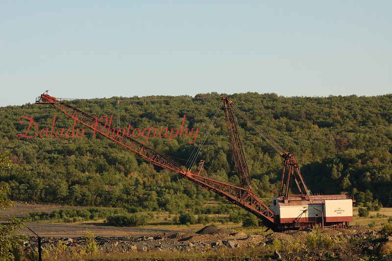 Strip Mining (Drifton)