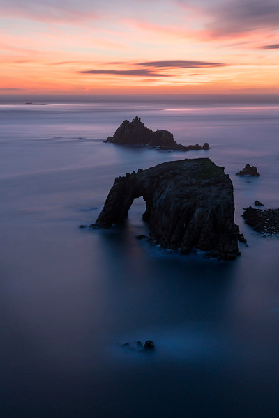 Enys Dodnan, Lands End, Cornwall
