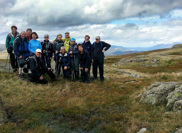 Day 3 Seatoller to Grasmere, Sunday 13 Sept 2015