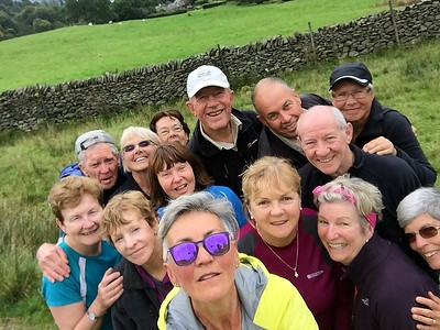 Day 4 Grasmere to Patterdale, Monday 14 Sept 2015