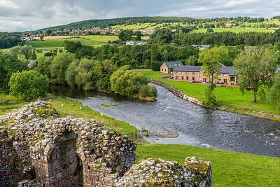 Broughm Castle