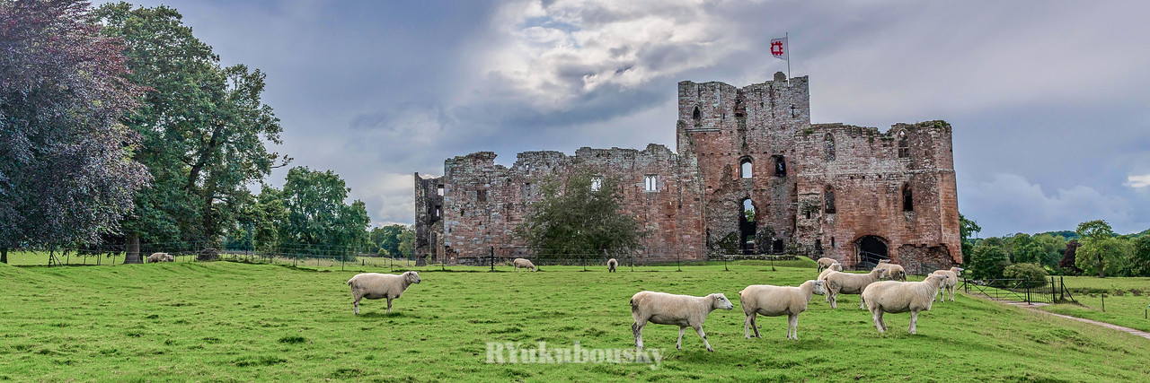 Penrith rest day - Brougham Castle