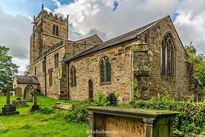 Danby Wiske Parish Church