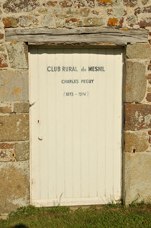 The stable doors at Mesnil le Bas, Brehal.