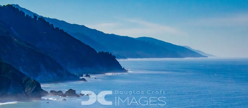 Morning in Big Sur