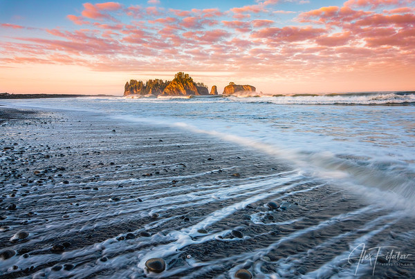 Rialto Beach Sunrise