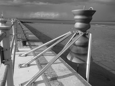 Time and Tide Bell, Morecambe Pier