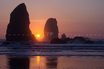 Cannon Beach Sunset