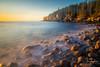 First Light on the Otter Cliffs