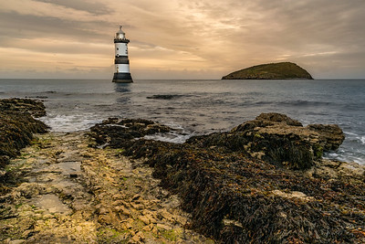 Penmon Lighthouse, Anglesey
