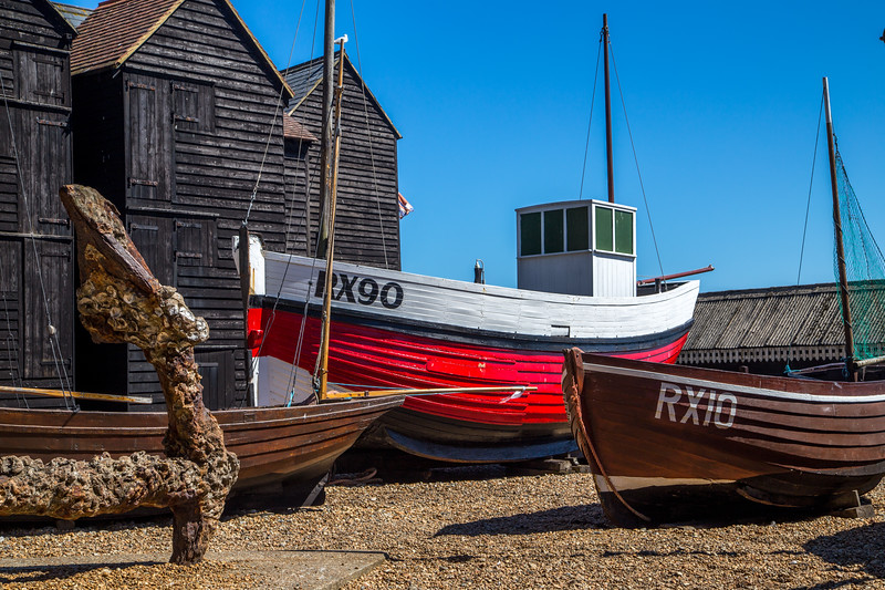 Fishing Boat Hastings