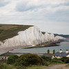 The Seven Sisters and Fisherman's Cottages Sussex