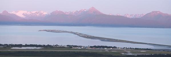 Kachemak Bay Dusk