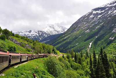 White Pass & Yukon Railroad