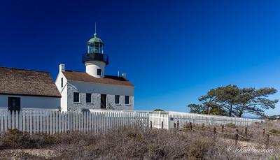 Old Point Loma Lighthouse, San Diego