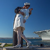 "VJ Day ""Unconditional Surrender"" Monument, Tuna Harbor Park"