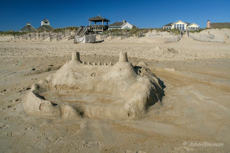 Nags Head Sand Castle