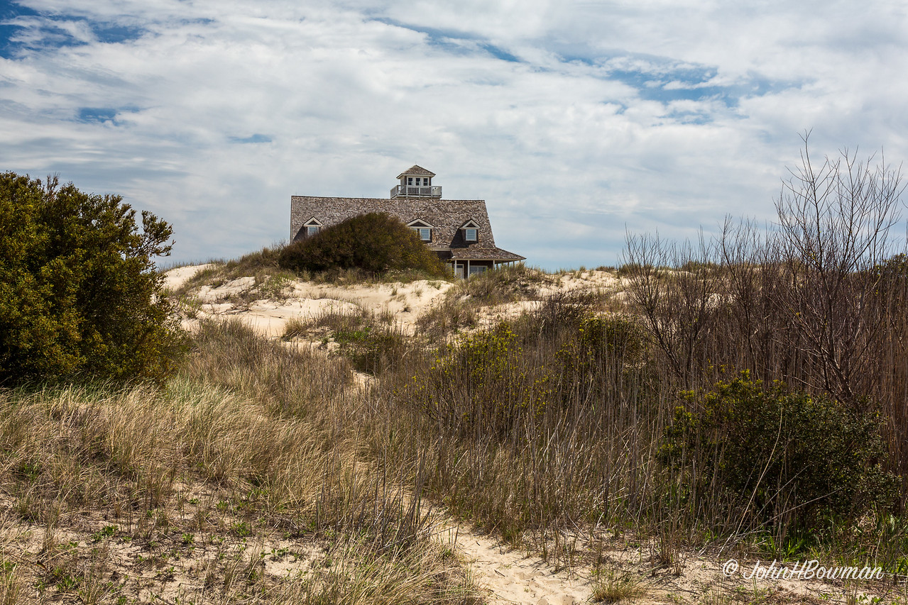 Oregon Inlet Lifesaving Station