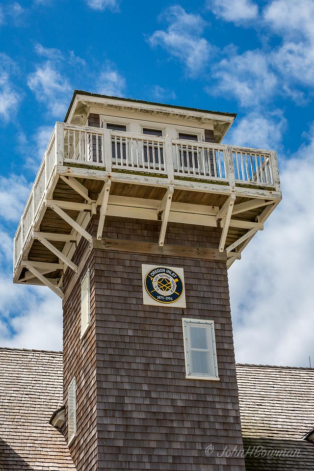 Oregon Inlet Lifesaving Station - Tower