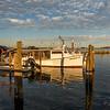 Rappahannock Oyster Company Dock & Rappahannock River
