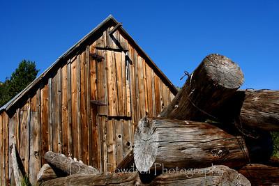 Meiss cabin - Lake Tahoe.