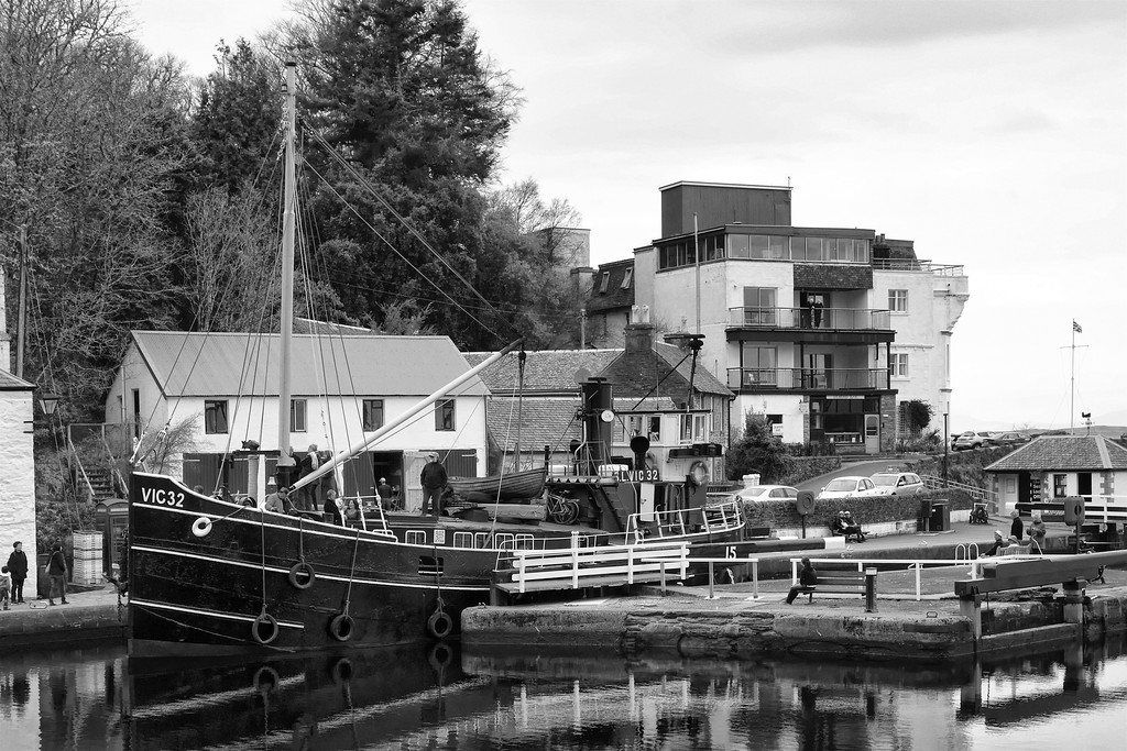 Crinan – Crinan Sea Lock
