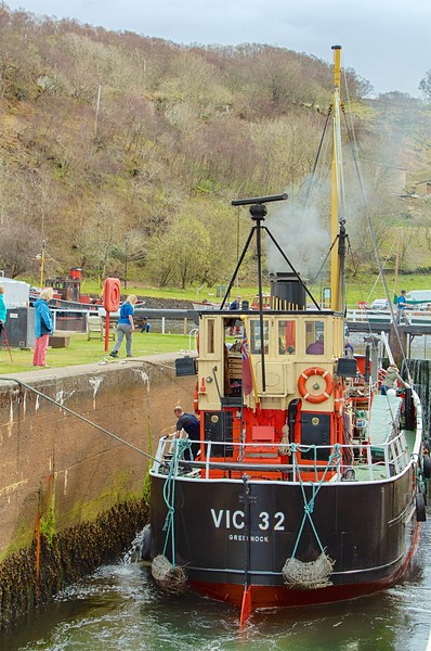 Crinan – Crinan Sea Lock
