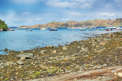 Crinan – Crinan Old Harbour