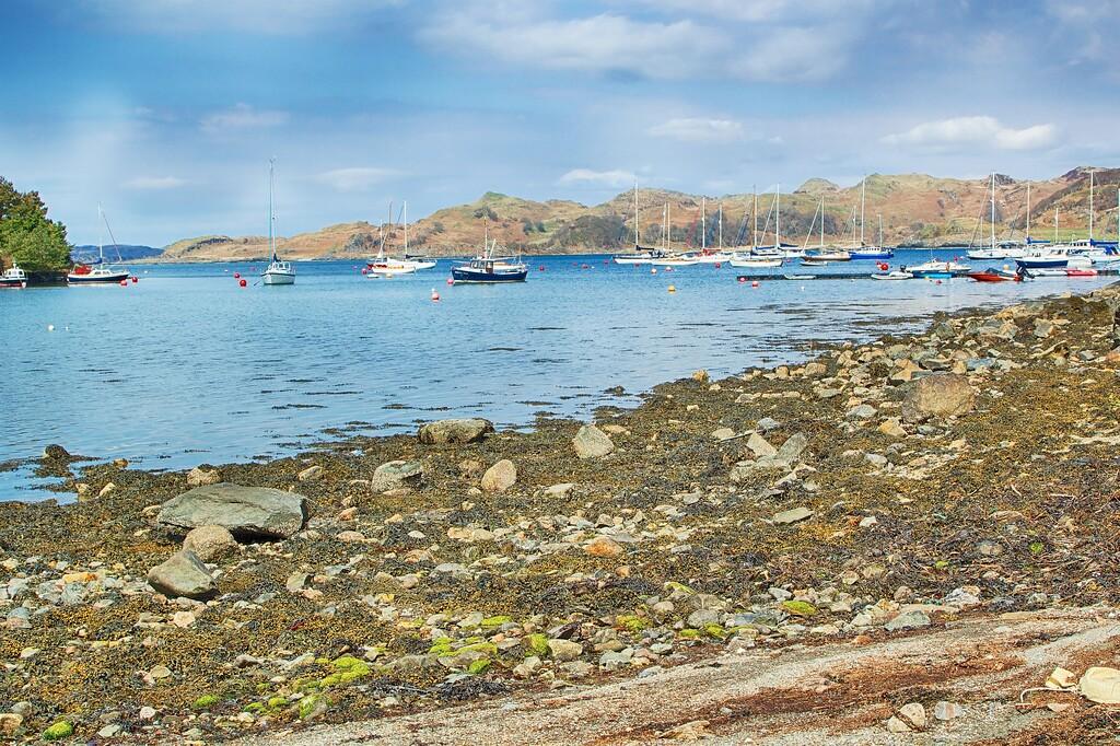 Crinan – Crinan Old Harbour