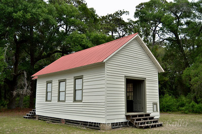 First African Baptist Church, Cumberland Island, Georgia