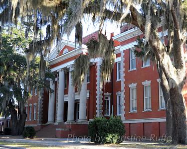 Prep Building, Glynn Academy, Brunswick, Georgia.