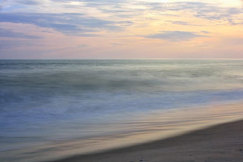 Sunset on Ocrakoke Island #7